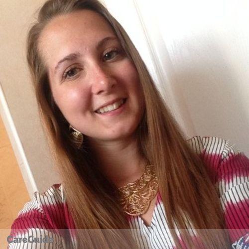Canadian Nanny Provider Fanny Cloutier's Profile Picture