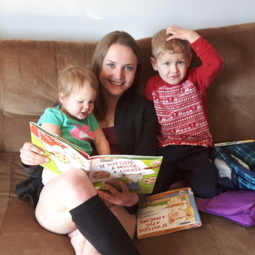Canadian Nanny Provider Caitlyn Jonsson Gallery Image 1