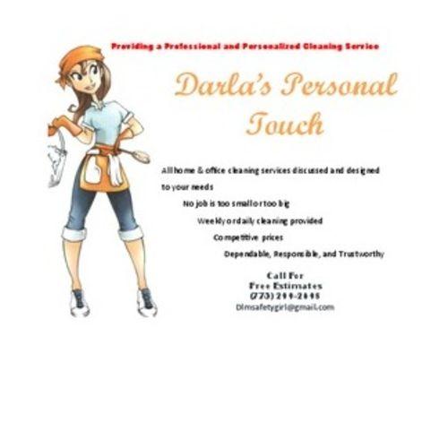 Housekeeper Provider Darla M's Profile Picture