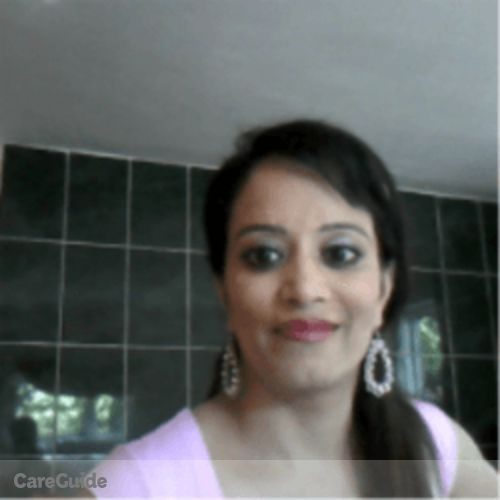 Canadian Nanny Provider Simrat Kaur's Profile Picture