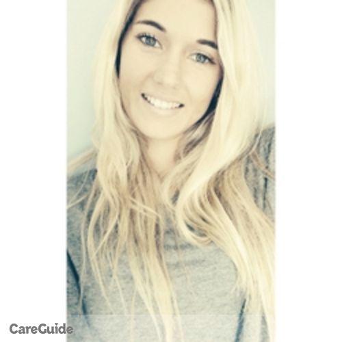 Canadian Nanny Provider Kristina Warren's Profile Picture