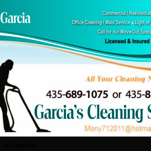 Housekeeper Provider Monica Garcia's Profile Picture