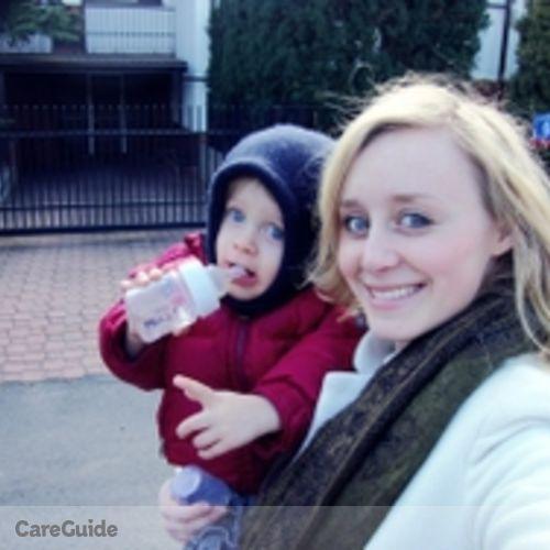 Canadian Nanny Provider Katarzyna K's Profile Picture