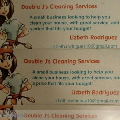 Housekeeper Provider Lizbeth Rodriguez's Profile Picture