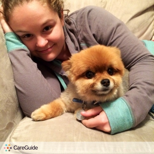 Pet Care Provider Kelsey Brennan's Profile Picture