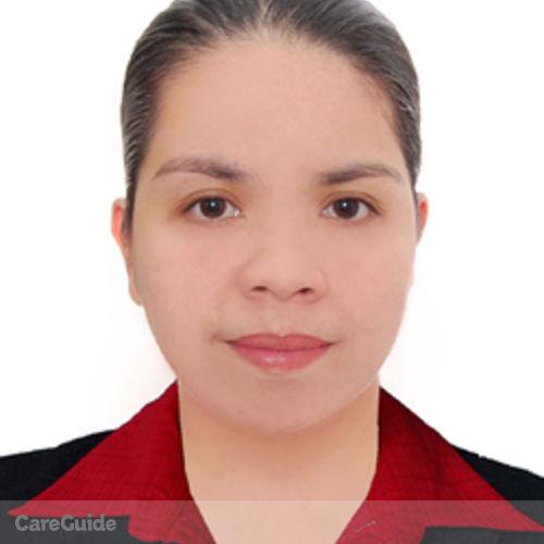 Canadian Nanny Provider Jenifer C's Profile Picture