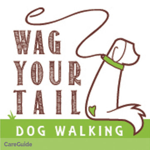 Pet Care Provider Wag Your Tail Dog Walking Llc's Profile Picture