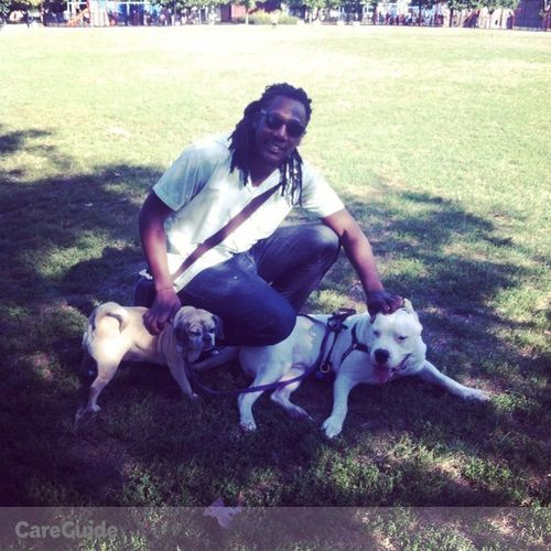 Pet Care Provider Duane Crooks's Profile Picture