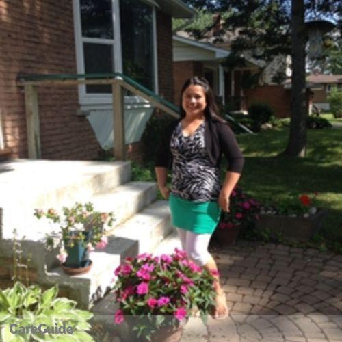 Canadian Nanny Provider Lyn Casareno's Profile Picture