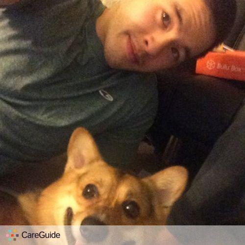Pet Care Provider David Ho's Profile Picture