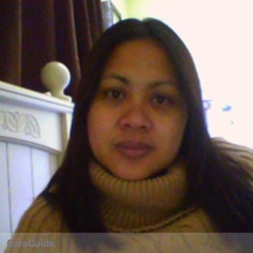 Canadian Nanny Provider Wina Dela Cruz's Profile Picture