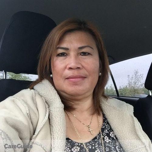 Canadian Nanny Provider Minerva Miranda's Profile Picture