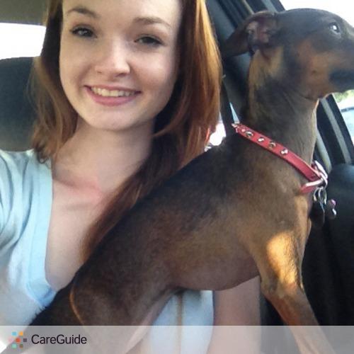 Pet Care Provider Hillary K's Profile Picture