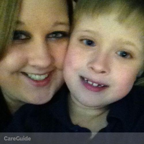 Child Care Provider Amber P's Profile Picture