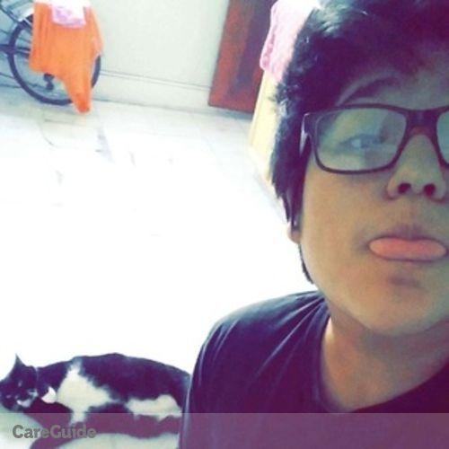 Pet Care Provider Gabriela Angeles's Profile Picture