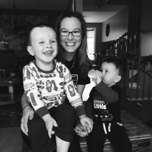 Canadian Nanny Provider Jessica Bellemore's Profile Picture