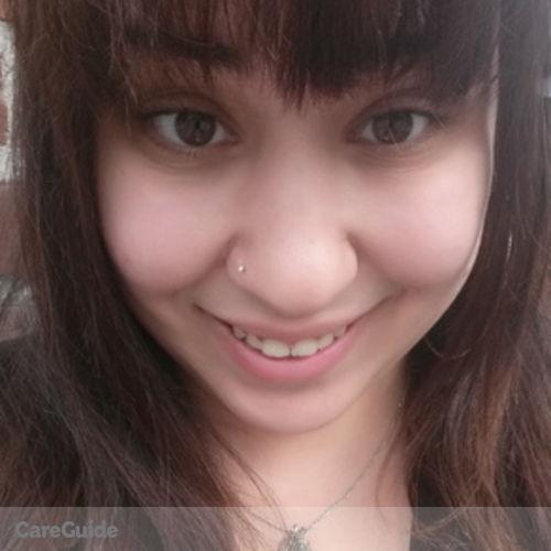 Canadian Nanny Provider Felicia Speranza's Profile Picture