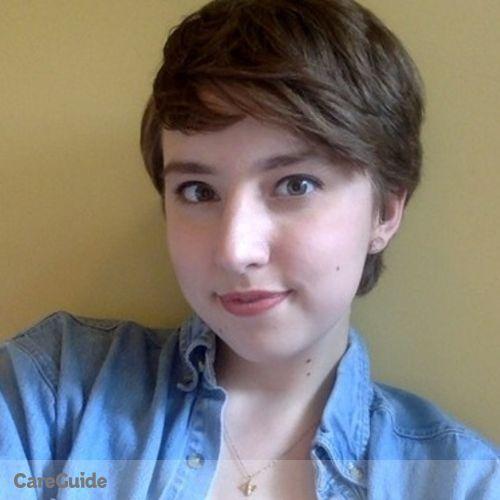 Canadian Nanny Provider Abigail F's Profile Picture