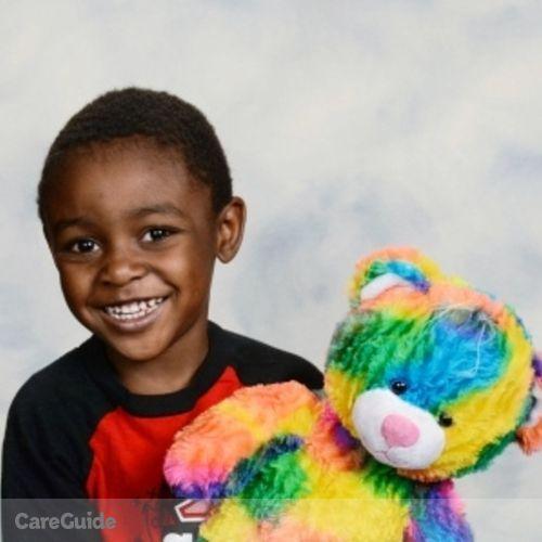 Child Care Job Antoinette L's Profile Picture