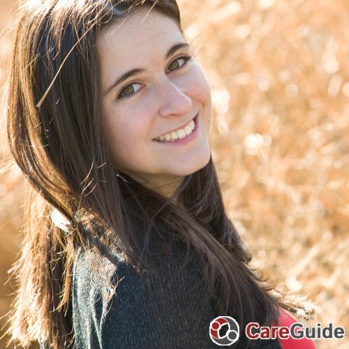Child Care Provider Lily Barash's Profile Picture