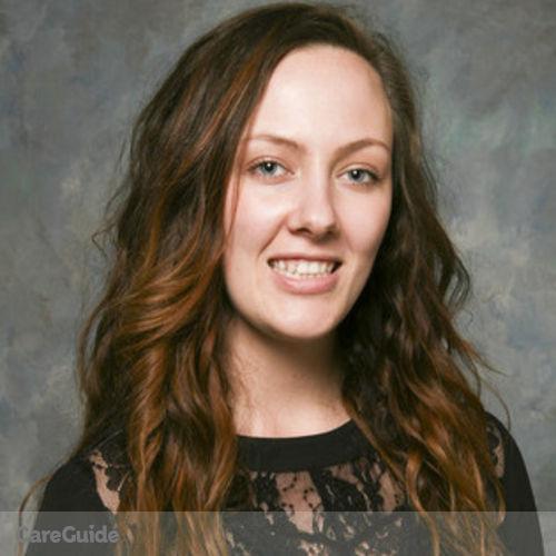Canadian Nanny Provider Falynn W's Profile Picture