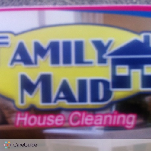 Housekeeper Provider Natali M's Profile Picture