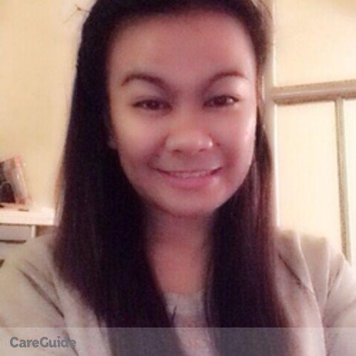 Canadian Nanny Provider Rachelle Burgos's Profile Picture