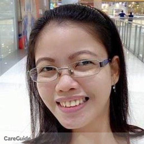 Canadian Nanny Provider April Delgado's Profile Picture
