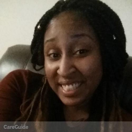 Child Care Provider Shanice Kellam's Profile Picture