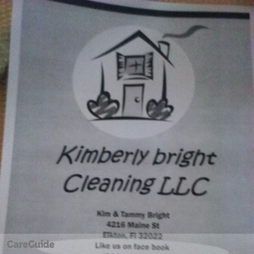 Housekeeper Provider Kimberly Bright's Profile Picture