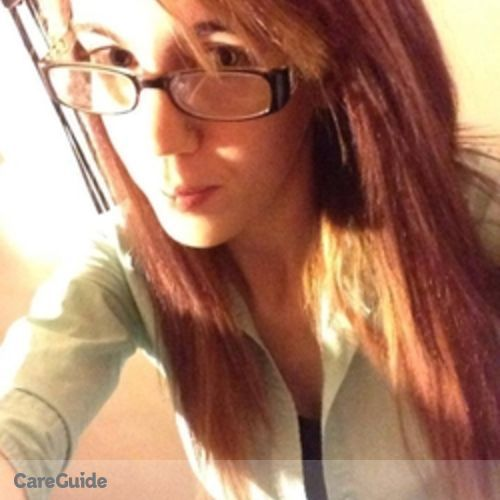 Canadian Nanny Provider Anastasia S's Profile Picture