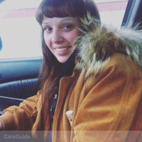 Canadian Nanny Provider Danielle S's Profile Picture