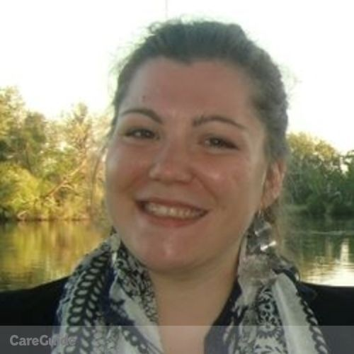 Canadian Nanny Provider Heloise Drochon's Profile Picture