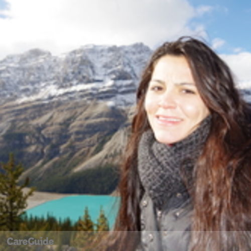 Canadian Nanny Provider Olivia Bernardes's Profile Picture