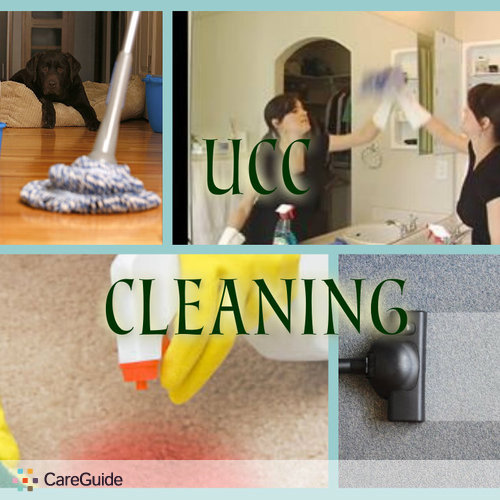 Housekeeper Provider UCC House Cleaning's Profile Picture
