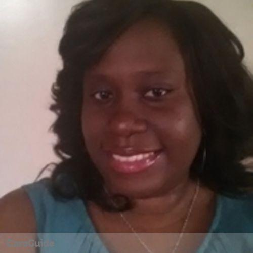 Canadian Nanny Provider Sue-Ann S's Profile Picture