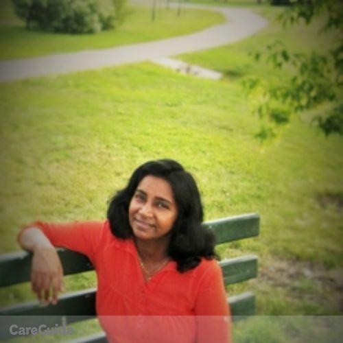 Canadian Nanny Provider Gunetthi Piyaratne's Profile Picture