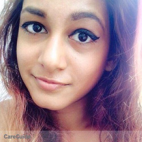 Canadian Nanny Provider Natasha Anand-Burnett's Profile Picture