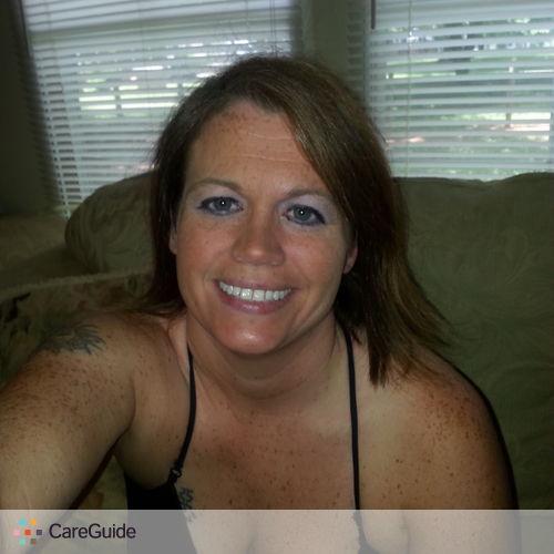 Child Care Job Carie Clark's Profile Picture
