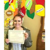 Certified Caregiver!