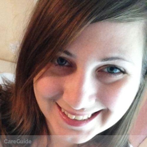 Canadian Nanny Provider Kristen Stenzel's Profile Picture
