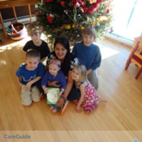 Canadian Nanny Provider Marietta Pang Etan's Profile Picture