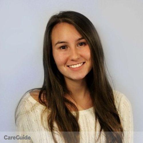 Canadian Nanny Provider Jamie P's Profile Picture