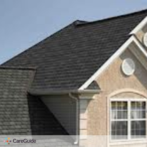 Roofer Provider Erick Wince's Profile Picture