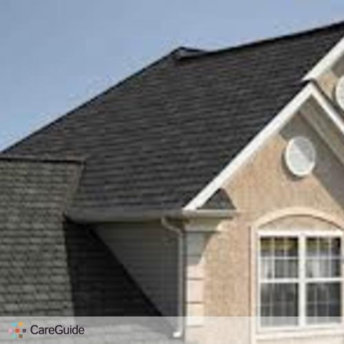 Roofer Provider Erick W's Profile Picture