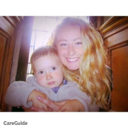 Canadian Nanny Provider Mackenzie Donald's Profile Picture