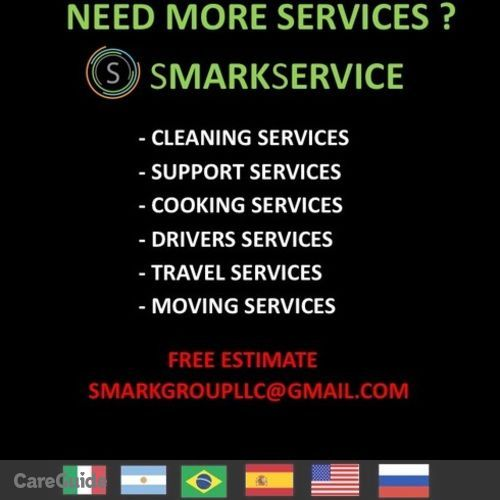 Housekeeper Provider SmarkService Llc's Profile Picture