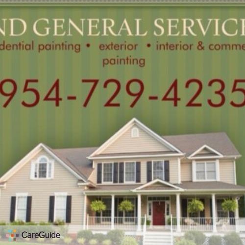 Painter Provider Jnd General Services Inc's Profile Picture