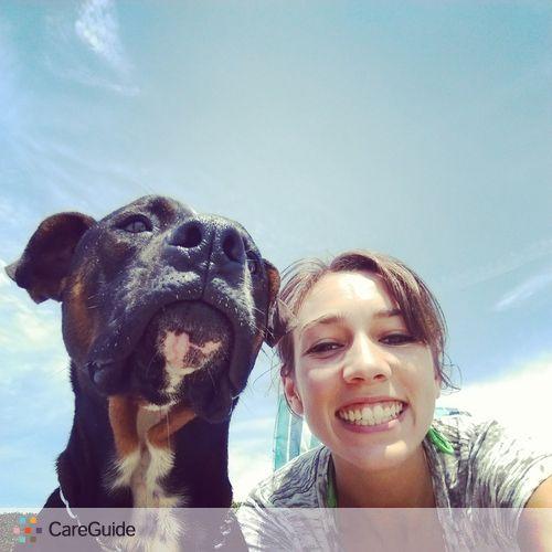Pet Care Provider Alyssa Dorsey's Profile Picture