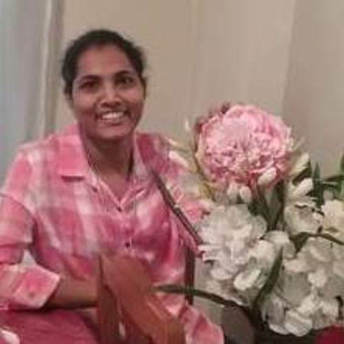 Elder Care Provider Shialaja M's Profile Picture